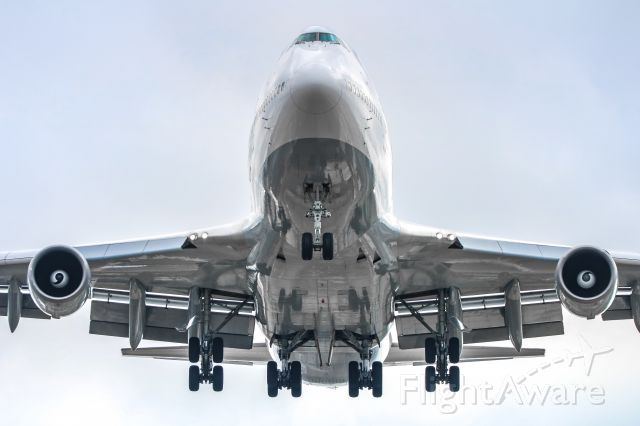 Boeing 747-400 (D-ABVW)