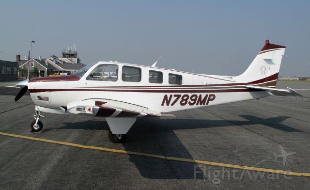 Beechcraft Bonanza (33) (N789MP) - Great looking Bonnie!
