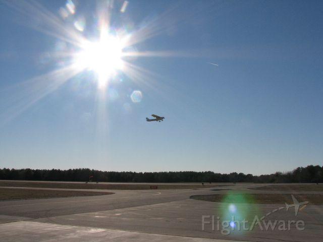 Cessna Skyhawk (N1507E)