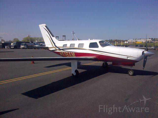 Piper Malibu Mirage (N518AM)