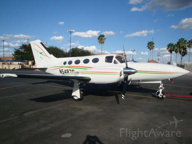 Cessna 421 (N5487G)