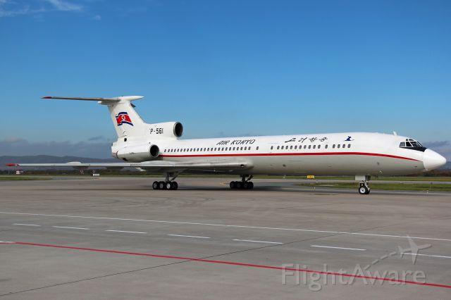 Tupolev Tu-154 (P-561)