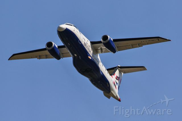 Fairchild Dornier 328JET (D-BMAD) - BA875 off to the Isle of Man