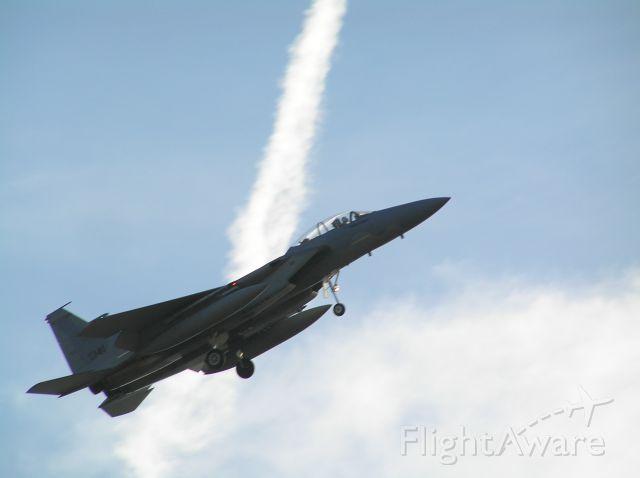 McDonnell Douglas F-15 Eagle — - 2004-11-04 1549 PST
