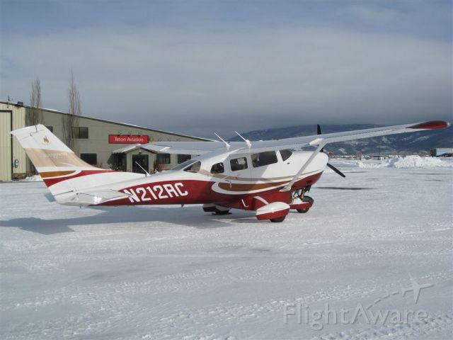 Cessna 206 Stationair (N212RC) - New Flight Charters