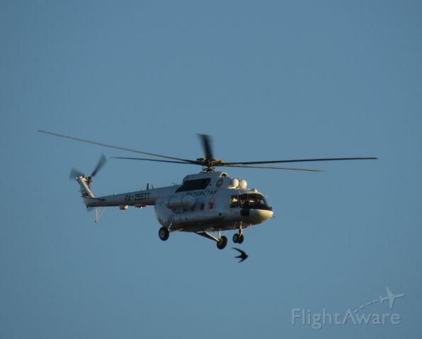MIL Mi-19 (RA-25577)