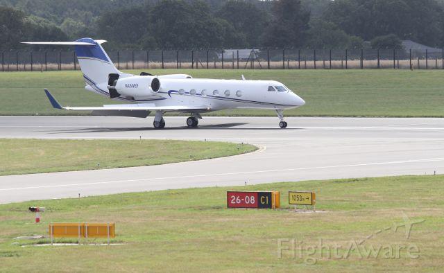 Gulfstream Aerospace Gulfstream IV (N450EF)