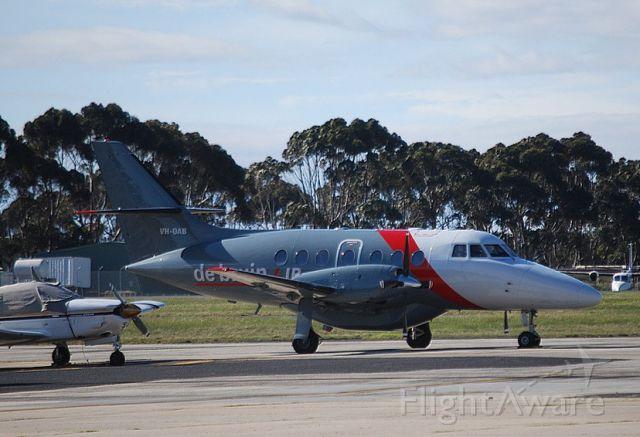 British Aerospace Jetstream Super 31 (VH-OAB) - DeBruin Air JS32 - ex-OConnor Airlines