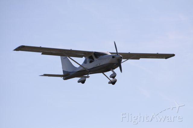 N95ZM — - Landing at Albany, OR