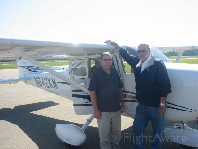 Cessna Skyhawk (N642KM) - Grace Flight Jasper, TX > Hattiesburg, MS