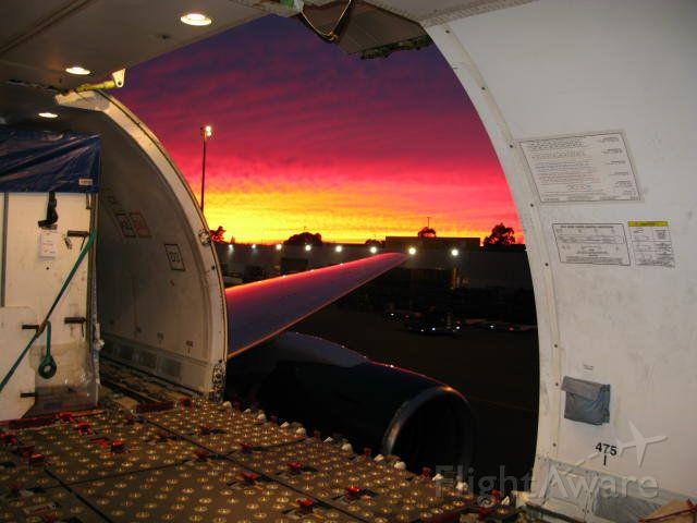 — — - Sunrise in Christchurch, NZ