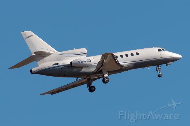 Dassault Falcon 50 (VH-FJQ)
