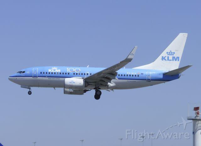 Boeing 737-700 (PH-BGX)