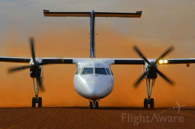de Havilland Dash 8-100 (VH-XFT)