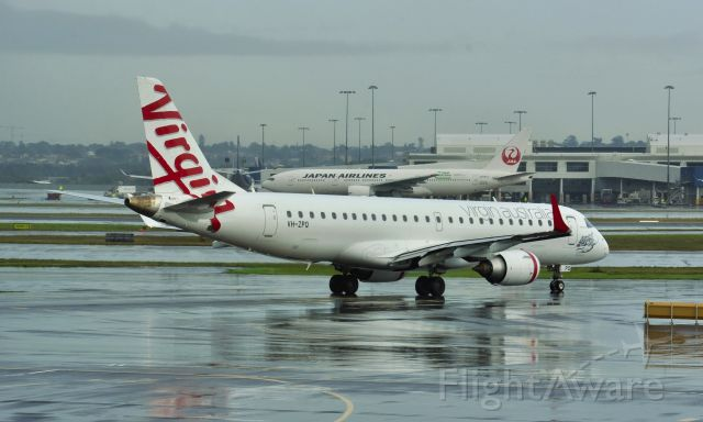 Embraer ERJ-190 (VH-ZPQ) - Virgin Australia Embraer ERJ-190AR VH-ZPQ in Sydney Kingsford Smith