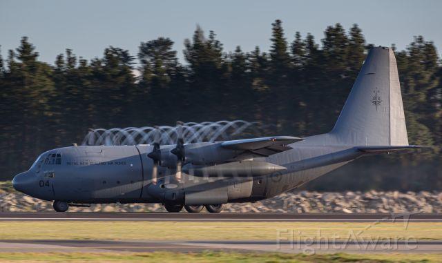 Lockheed C-130 Hercules (ANZ7004)