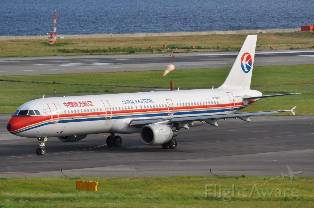 Airbus A321 (B-6331)