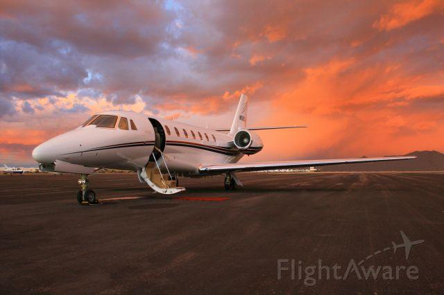 Cessna Citation Sovereign (N680LN)