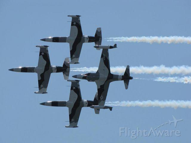"""— — - Black Diamond Jet Team at """"Thunder over the Boardwalk"""" in Atlantic City, NJ"""
