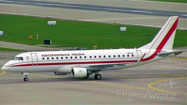 Embraer 170/175 (SP-LIH)