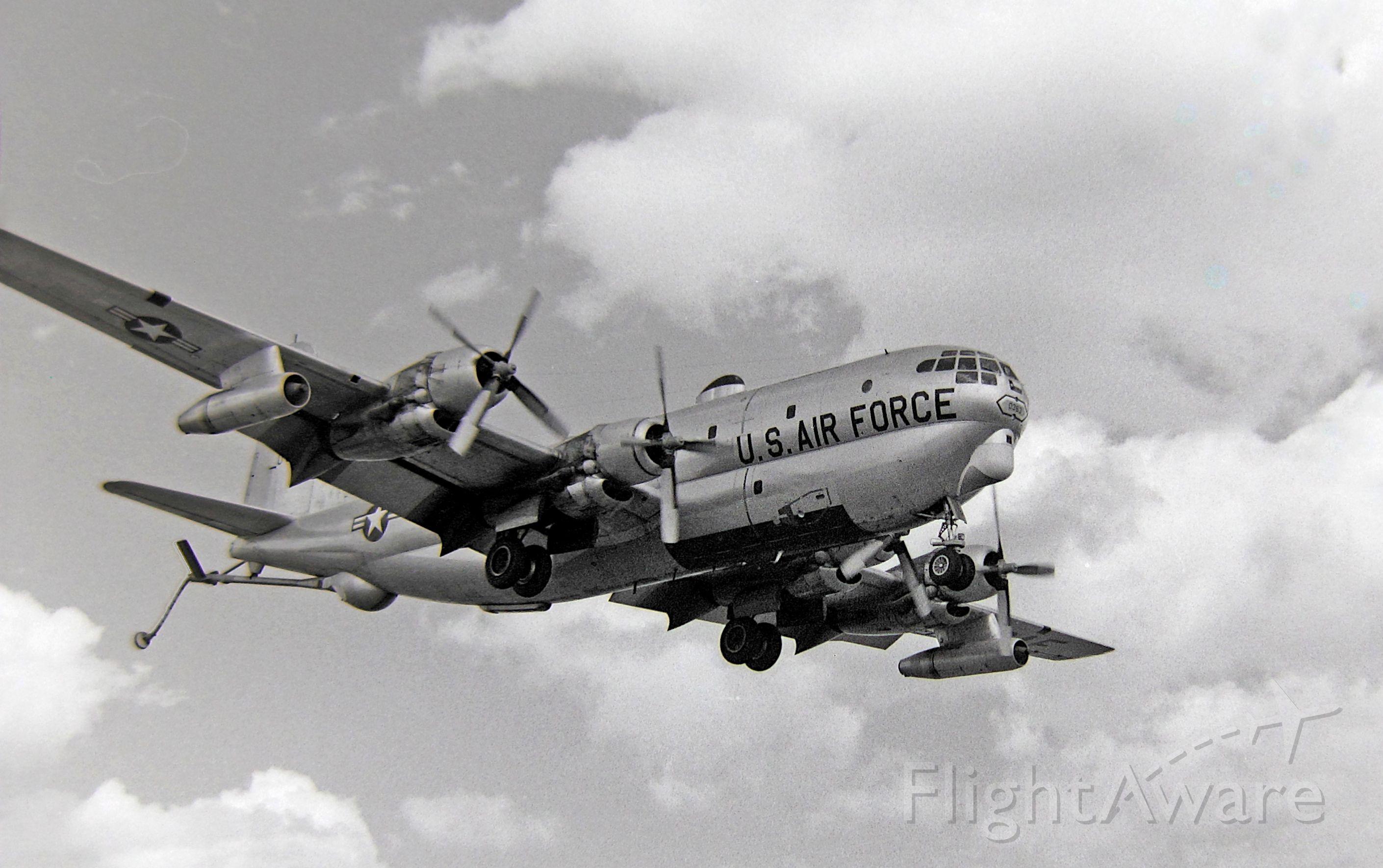 — — - KC-97 NAS Dallas 1968