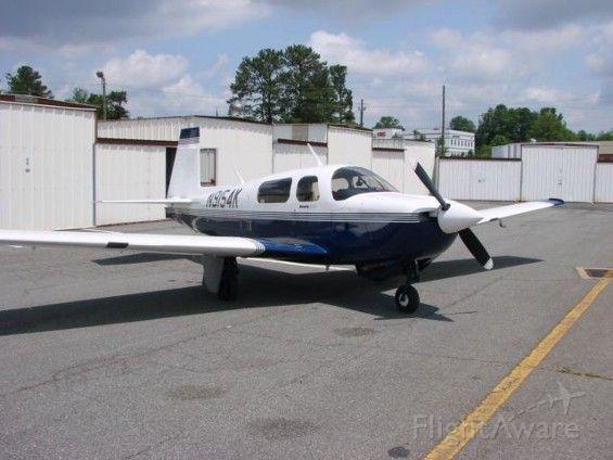 Mooney M-20 (N9154K)
