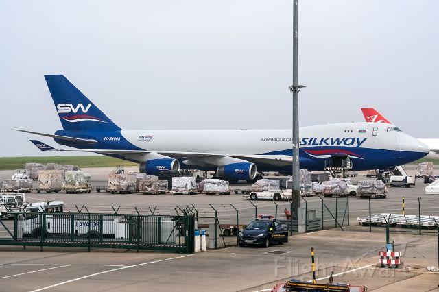 Boeing 747-400 (4KSW008)