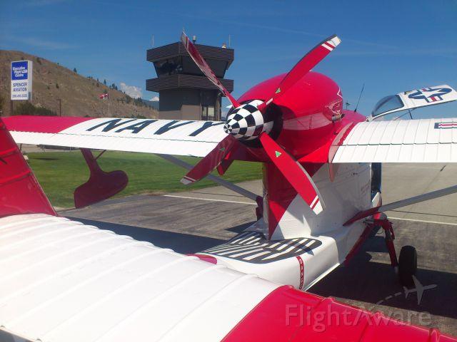 REPUBLIC Seabee (N64PN) - Penticton Airport, Canada CYYF Aug 2013. Republic R-34 Seabee