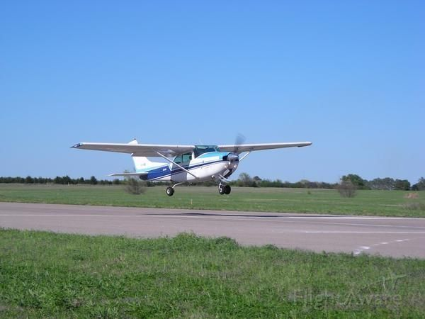N3648C — - N3648C is a 1980 Cessna R182 owned and operated by Southeastern Oklahoma State University of Durant, OK.
