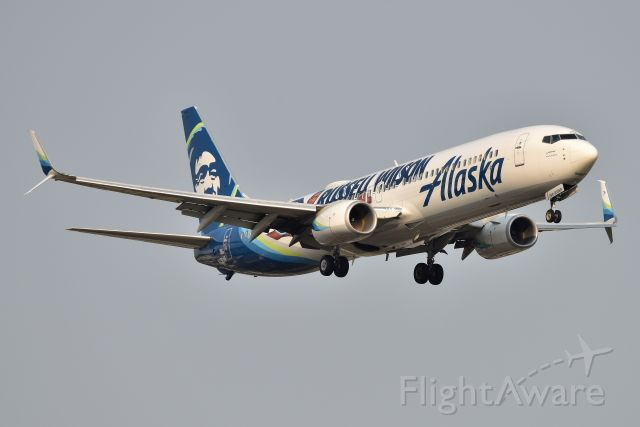 Boeing 737-900 (N296AK) - 09-12-21