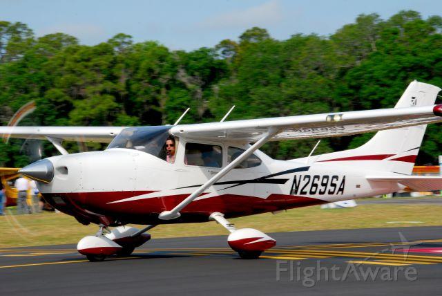 Cessna Skylane (N269SA) - 2013 Sun n Fun Parade of Planes