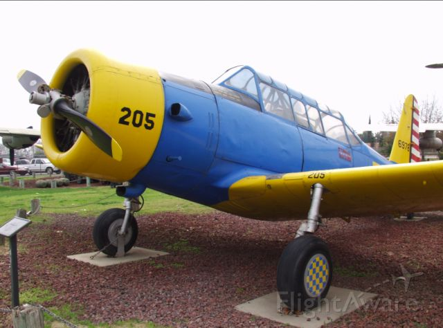 — — - Blue and Yellow War Plane