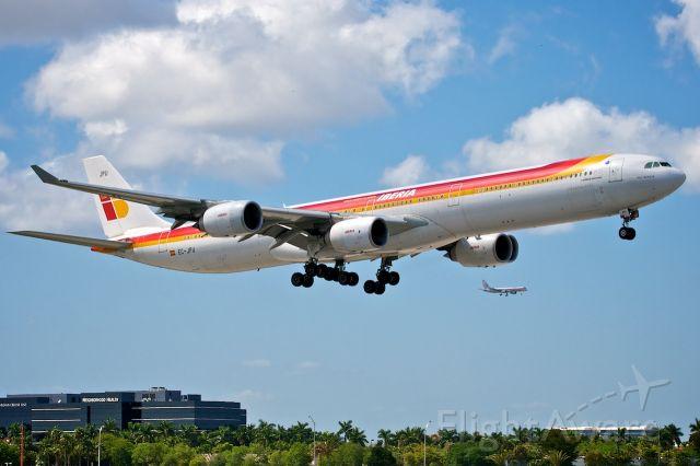 Airbus A340-600 (EC-JPU)