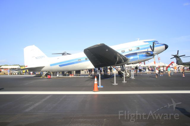 Douglas DC-3 (turbine) (N200MF)