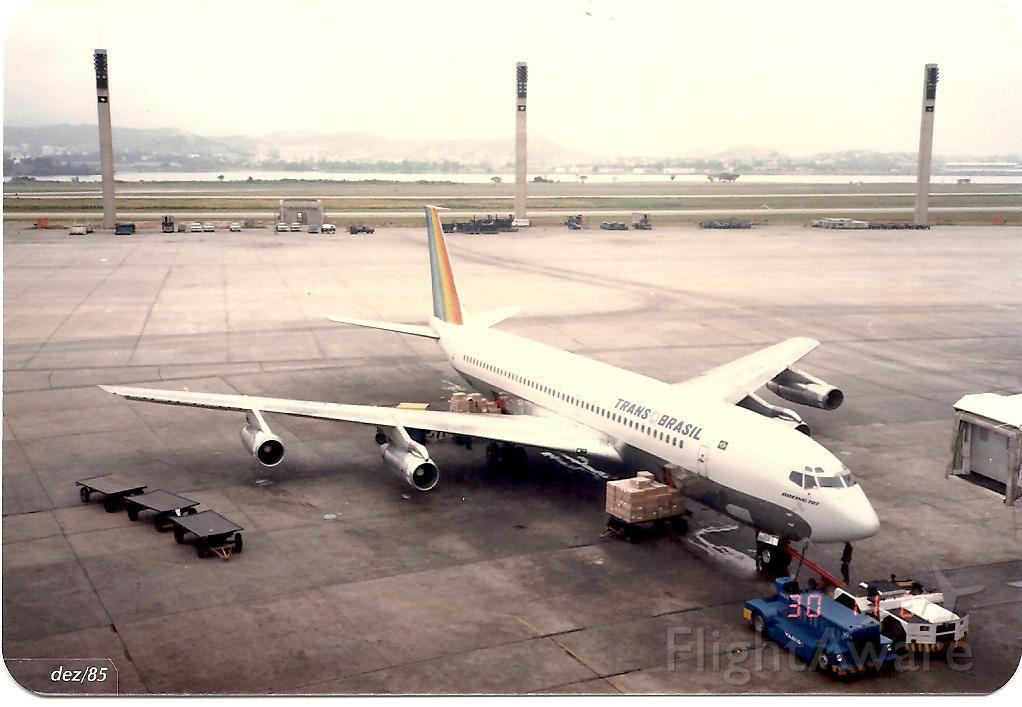 Boeing 707-100 (PP-VJS)