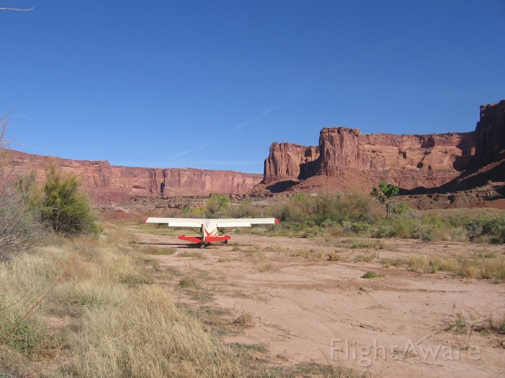 N318X — - Happy Canyon, Utah    2,000 ft AGL climbout in less than 2 minutes. Climb hard or turn fast!
