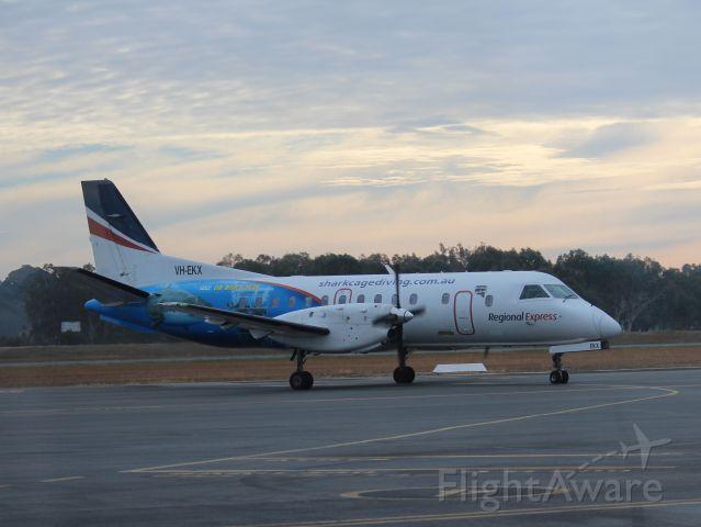 Saab 340 (VH-EKX)
