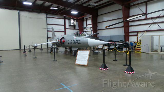 Canadair CL-201 Starfighter (56901)
