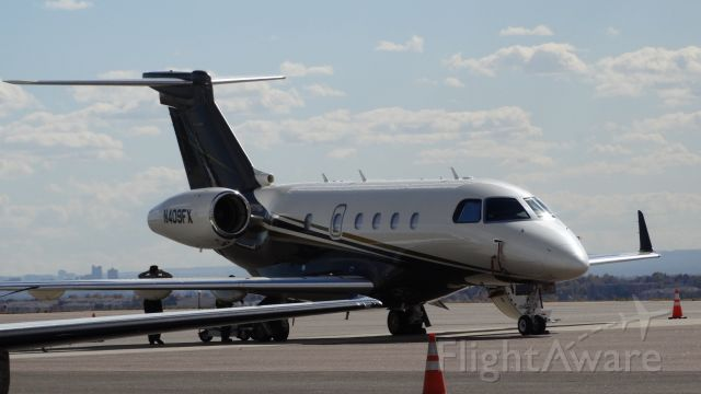 Embraer Legacy 450 (N409FX)