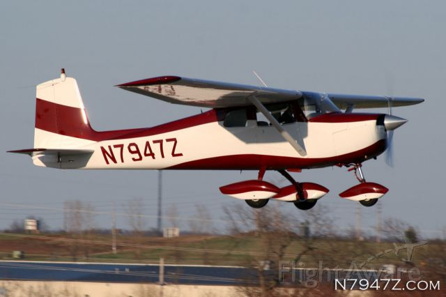 Cessna Commuter (N7947Z) - 1963 Cessna 150C