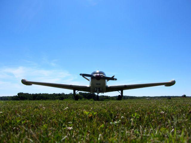 Beechcraft Bonanza (36) (N2125D)