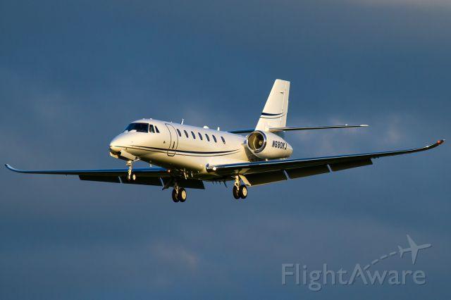 Cessna Citation Sovereign (N680KJ)
