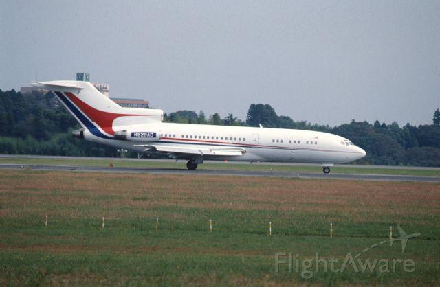 Boeing 727-100 (N529AC) - Departure at Narita Intl Airport Rwy16 on 1989/10/22