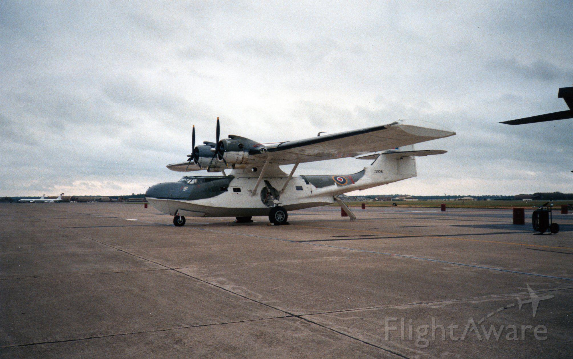 Beechcraft King Air 100 (BLS928)