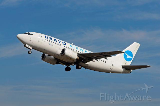 Boeing 737-500 (UR-CNE)