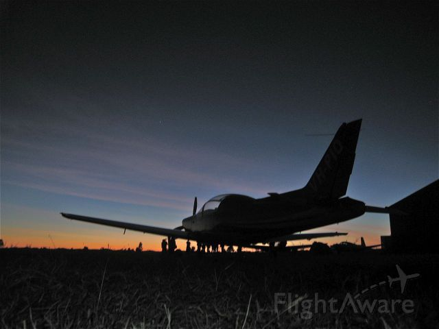 GENERAL AVIA Pinguino Sprint (VH-PIQ) - General Avia F22, S/N21, IO360 with MT propeller