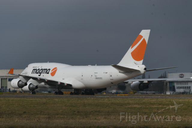 Boeing 747-400 (TF-AMP)