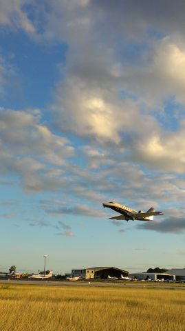 Cessna Citation Sovereign — - CLIMB OUT AREA RWY-07