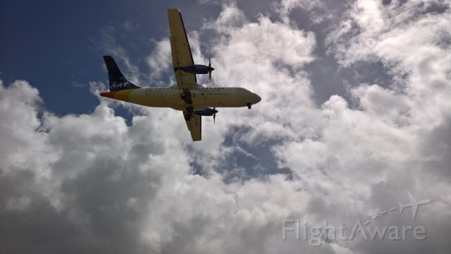 Aerospatiale ATR-42-600 (V2-LID)