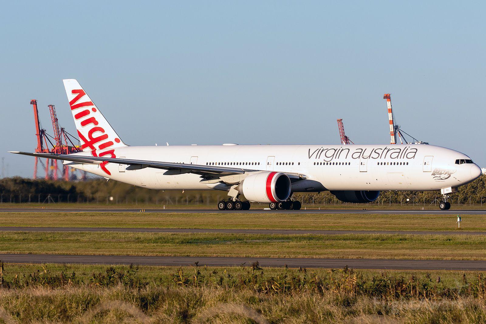 BOEING 777-300ER (VH-VPH)
